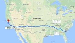2731 miles